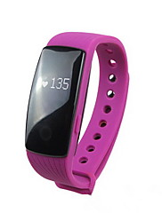 Smart BraceletWater Resistant/Waterproof / Long Standby / Calories Burned / Pedometers / Health Care / Sports / Camera / Heart Rate