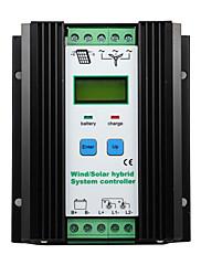 500W 30a vjetar solarni hibridni regulator punjenja DC 12V kontrola PWM sa lcd ys1230