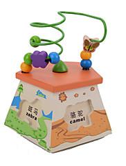 Stavební bloky Pro šikovné ručičky za dárky Stavební bloky Dřevo 2-4 roky 5-7 let Hračky