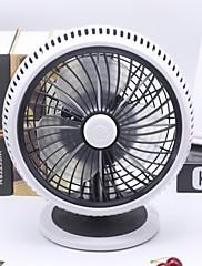 Ventilatore Cool e rinfrescante Luce e comodo Tranquillo e silenzioso Regolazione della velocità del vento Scuotendo la testa USB