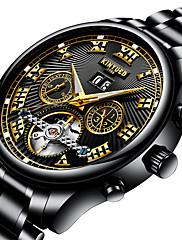 Per uomo TeenOrologio sportivo Orologio militare Orologio elegante Orologio scheletro Orologio alla moda Orologio da polso orologio