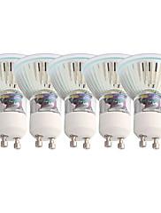 3W LED-spotlys MR16 15 SMD 2835 230 lm Varm hvid Lysstyring Vekselstrøm 85-265 V 5 stk.