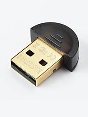 Rong xin yuan bluetooth adaptador 4,0 computador usb transmissor celular receptor mini win7 / 8/10