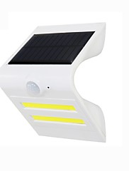 Gs-bd-1.5wb 2 prateleiras levou luz solar jardim luz solar solar exterior luz solar jardim parede luz controle de luz infravermelho sensor
