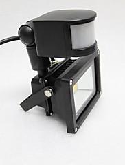 Yxy-gyd-10w 1 led infračervený senzor osvětlovací světlomet sluneční mikrovlnný senzor ochrana před bleskem