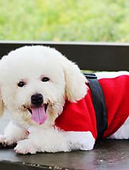 Pes Kostýmy Oblečení pro psy cosplay Vánoce Jednolitý