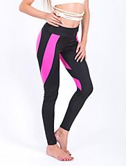 Dámské Sexy Roztomilé Mikro elastické Kalhoty chinos Tepláky Kalhoty Štíhlý Mid Rise Jednobarevné