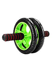 Rodas Abdominais & Rolamentos Exercício e Atividade Física Forma Assenta Durável Simples Vida Aço Liga-