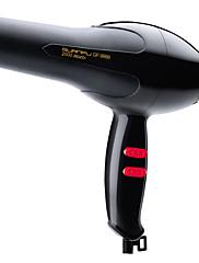 gf-9988 secador de cabelo elétrico ferramentas de estilo barulho baixo salão de beleza vento quente / frio
