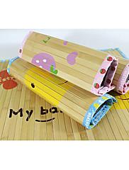 ネコ 犬 ベッド ペット用 マット/パッド ソリッド イエロー ピンク