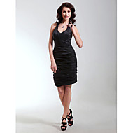 TS Couture® Cocktail Party / Homecoming / Holiday Dress - Little Black DressApple / Hourglass / Inverted Triangle / Pear / Rectangle / Plus Size