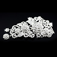 Dame/Blomsterpige Legering Headpiece Bryllup/Spesiell Leilighet/Avslappet Blomster Bryllup/Spesiell Leilighet/Avslappet
