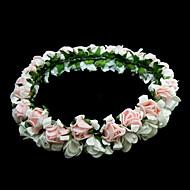 Women's Paper Headpiece - Wedding/Special Occasion/Outdoor Flowers