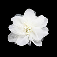 Women's Tulle/Polyester Headpiece - Wedding/Special Occasion/Casual Flowers