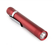 MXDL LED Flashlights/Torch / Handheld Flashlights/Torch LED 50 Lumens 1 Mode - 10440 / AAA Super Light / Compact Size / Small Size