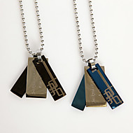 Women Titanium Necklace Anniversary/Birthday/Gift/Party/Special Occasion