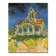 Peint à la main Célèbre Paysage Verticale Un Panneau Toile Peinture à l'huile Hang-peint For Décoration d'intérieur