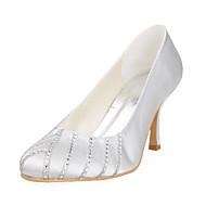 Women's Wedding Shoes Heels Heels Wedding Black/Pink/Red/Ivory/White/Silver/Gold