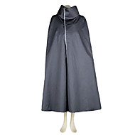 Inspired by Naruto Hebi Anime Cosplay Costumes Cosplay Suits Solid Black Cloak
