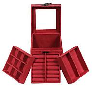Гладкая коробочка, для ювелирных изделии