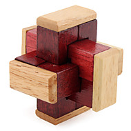 Smooth Speed Cube Alien Magische kubussen Hout