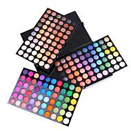 180 barev Profesionální paleta oční stíny