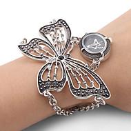Women's Hollow PU Analog Quartz Wrist Watch (Assorted Colors) Cool Watches Unique Watches