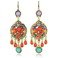 Shining Bosimia Style Ladies' Earring