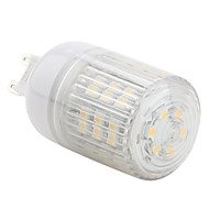 3W G9 LED Corn Lights T 48 SMD 3528 150 lm Warm White AC 220-240 V