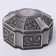geschenken bruidsmeisje geschenk gepersonaliseerde vintage tutania zeshoek sieraden doos