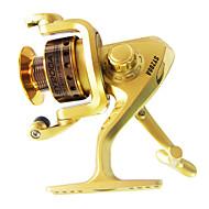 גלילי דיג סלילי טווייה 5.1:1 1 מיסבים כדוריים איטר דיג בים / Spinning / דייג במים מתוקים