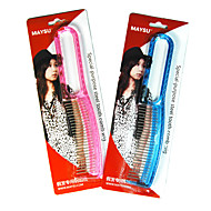 Comb for Wigs with Steel Teeth