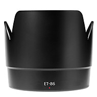 et-86 et86 sluneční clona pro Canon EF 70 do 200mm f / 2,8 l IS USM
