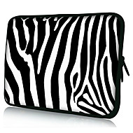 "zebra stribe neopren laptop sleeve tilfældet for 10 ""11"" 13 ""15"" ipad macbook dell hp acer samsung"