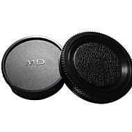 Camera Body & Rear Lens Cap for Minolta Maxxum Dynax 5D 7D 50 70 QTsi HTsi STsi