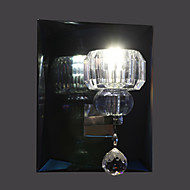 Artistic Crystal Wall Light with 1 LED Light
