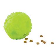 Kutyák Játékok kisállatoknak Golyó / Rágójátékok Ételadagoló Zöld Szilikon