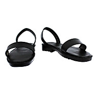 Cosplay Sandals Inspired by Fairy Tail Natsu Dragneel Full Black