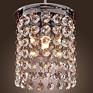 Max 40W Modern/Contemporary Crystal / Mini Style / Bulb Included Electroplated Pendant LightsLiving Room / Dining Room / Study