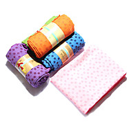 Yoga Håndklæder Plastic Grøn / Pink / Blåt / Lilla / Orange