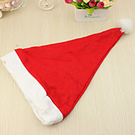 Christmas Party Accessories Hats Non-personalised Red