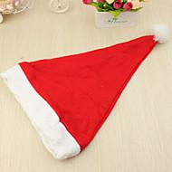 Kerstmis Party Accessoires Hoeden Niet-gepersonaliseerd Rood