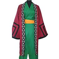 kimono Nura: ökningen av yokaien klanen Awashima cosplay dräkt