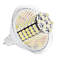 5W GU5,3(MR16) LED corn žárovky MR16 120 SMD 3528 420 lm Přirozená bílá DC 12 V