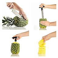1 Pças. Ananás Peeler & Grater For Fruta Aço Inoxidável Gadget de Cozinha Criativa Alta qualidade