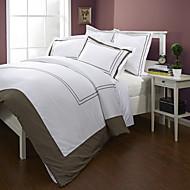 Geometric Cotton Duvet Cover Sets