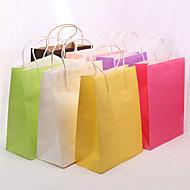 Kraft Paper Bag - 4-er Set (weitere Farben)
