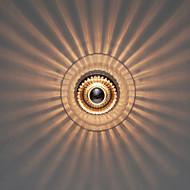 40W Modern Taiteellinen Wall Light lasikuvulla Shadow Ray of Light Feature