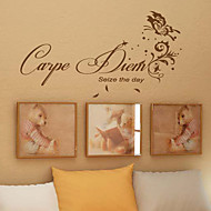 Carpe Diem Seize the Day Wall Sticker