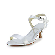 Women's Wedding Shoes Heels Sandals Wedding Red/Ivory/White